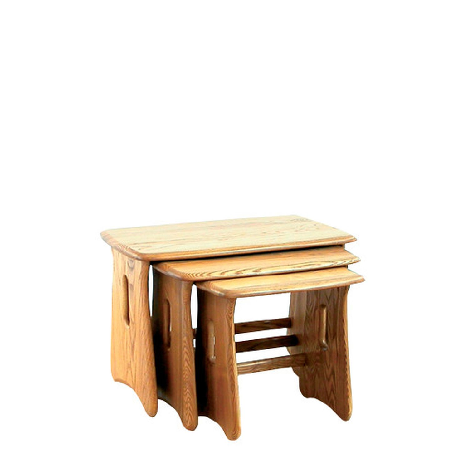 Image of Ercol Windsor Nest of Tables