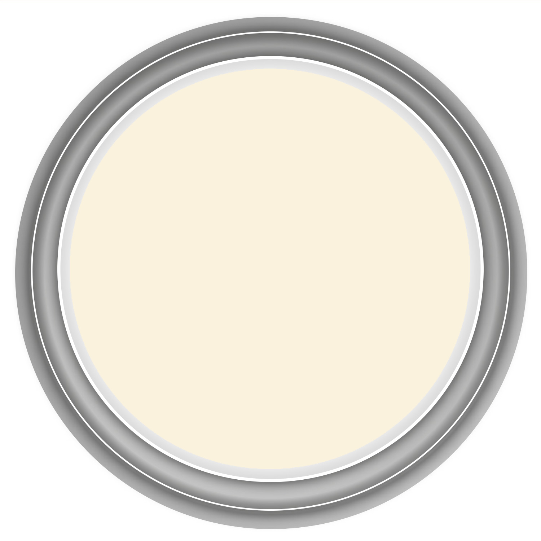 Dulux 2.5L Light & Space Matt Emulsion Paint, Morning Light