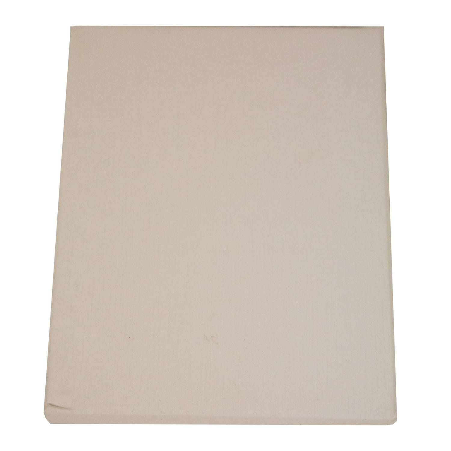 Image of Belledorm 200 Thread Count Extra Deep Fitted Sheet, King, Ivory