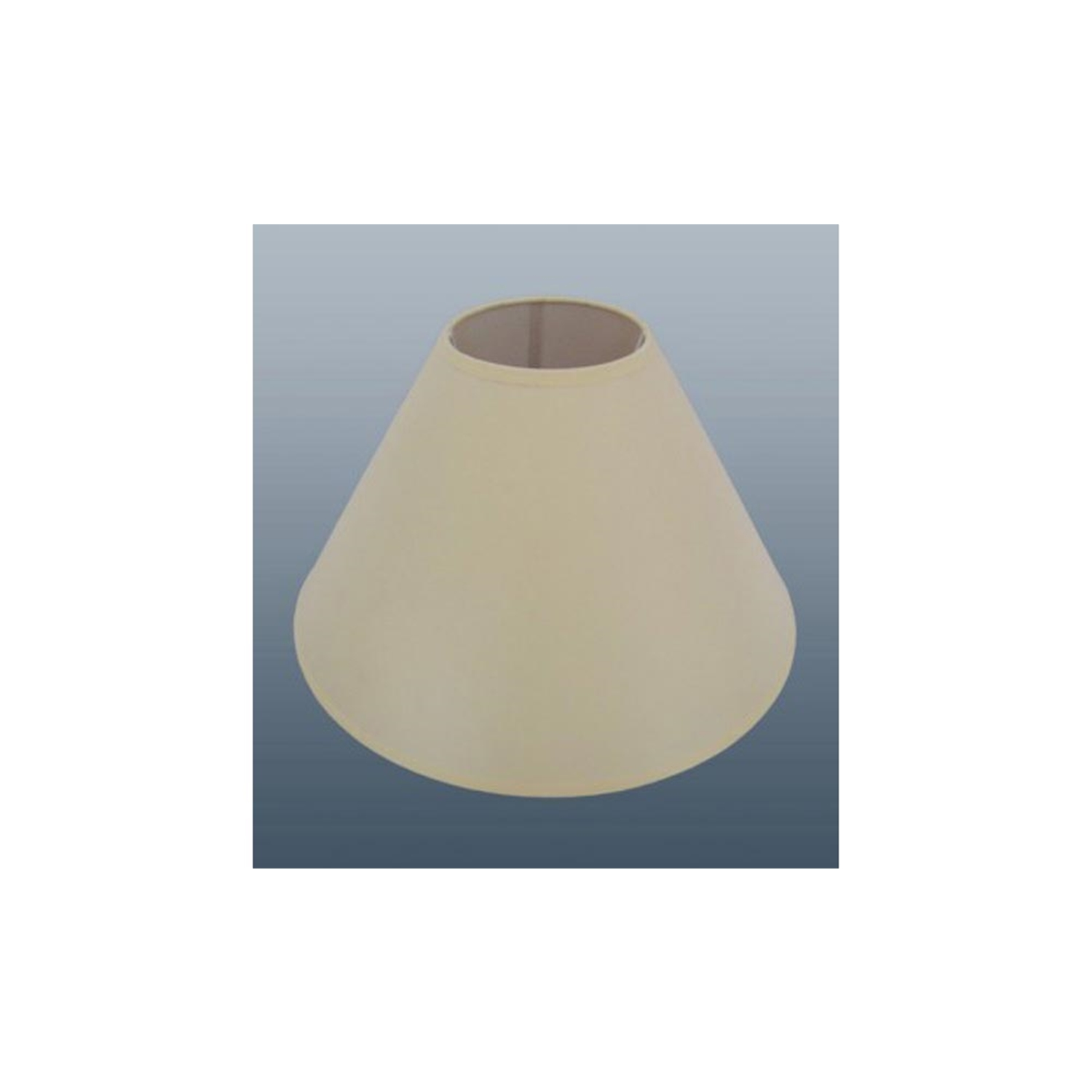 "10"" Cream Lamp Shade"