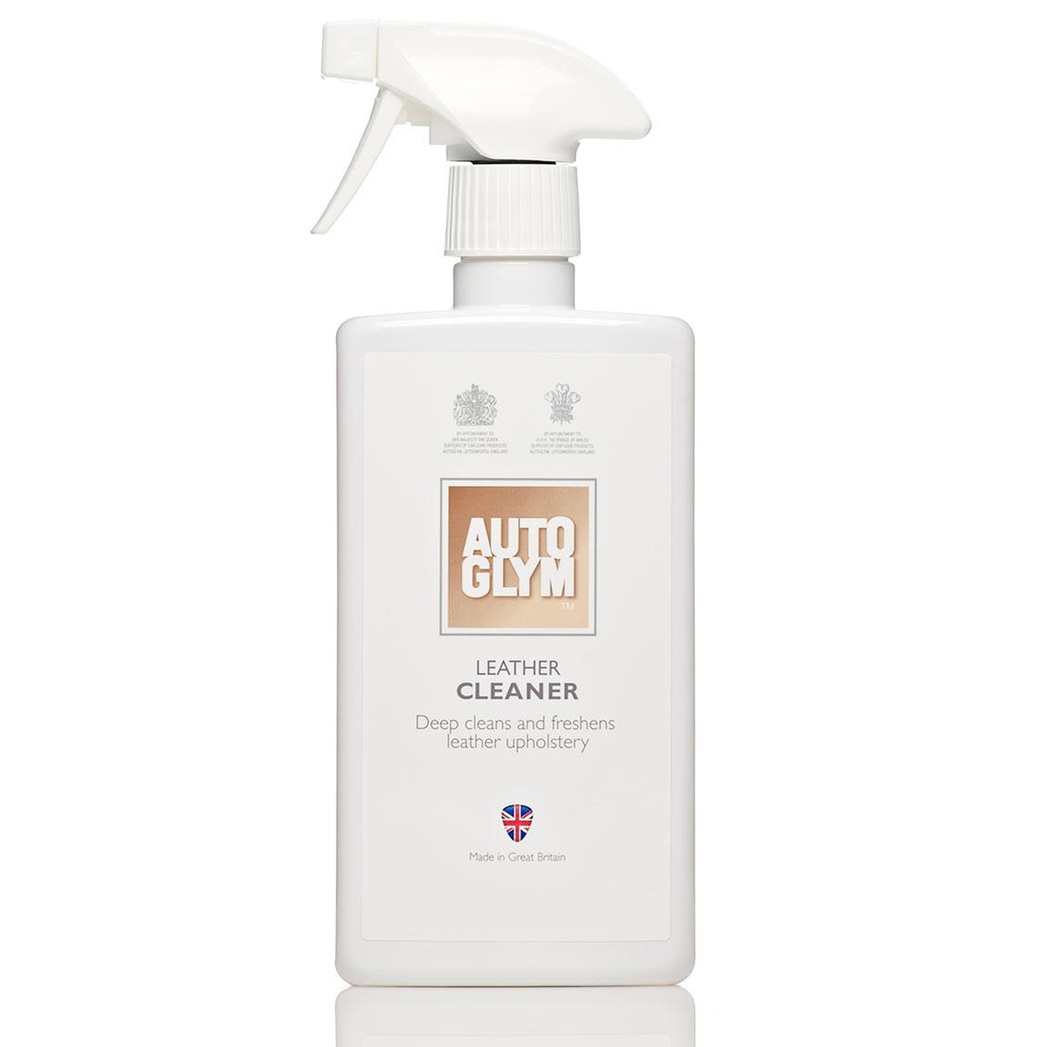 Image of Autoglym 500ml Leather Cleaner Lc500
