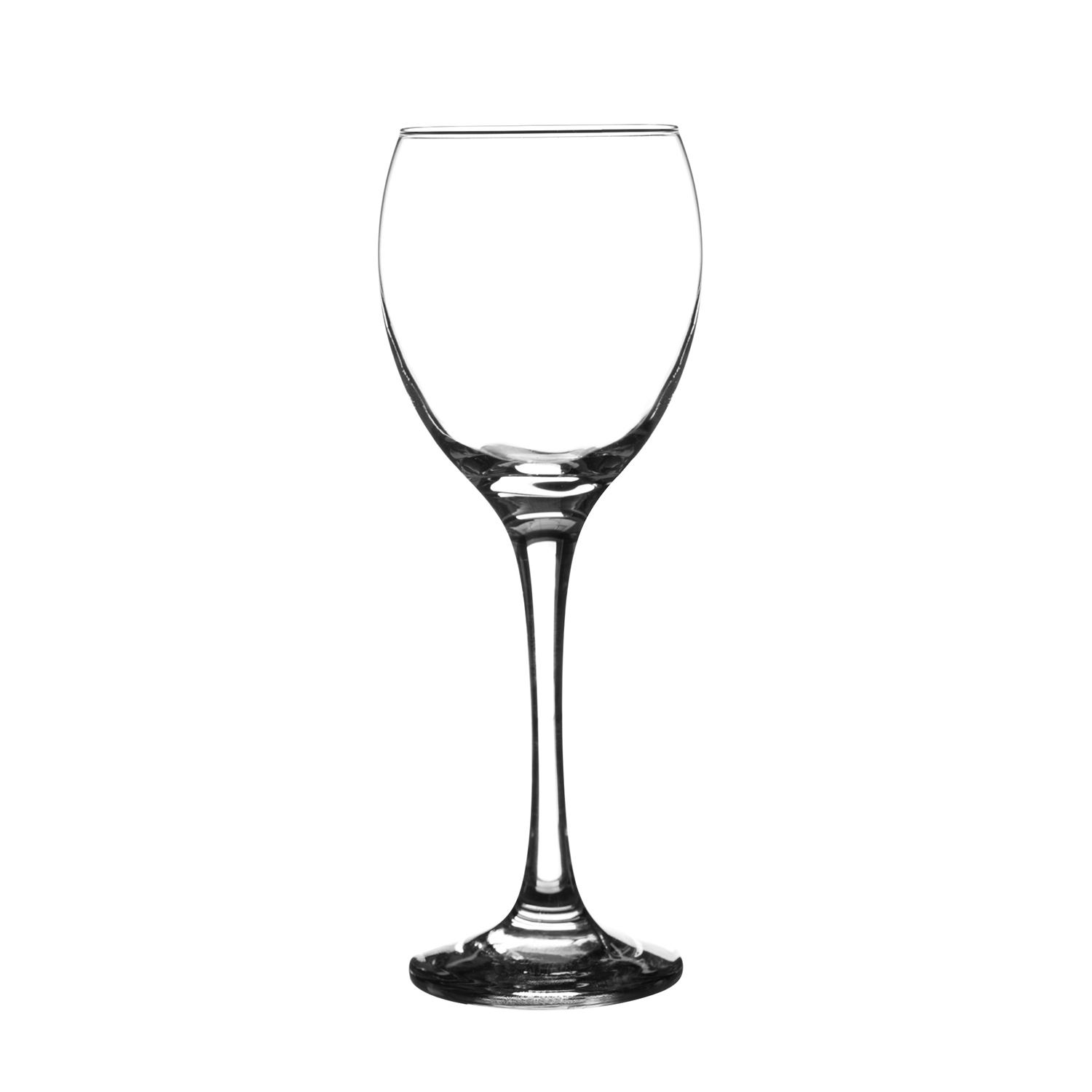 Image of Set of 4 White Wine Glasses