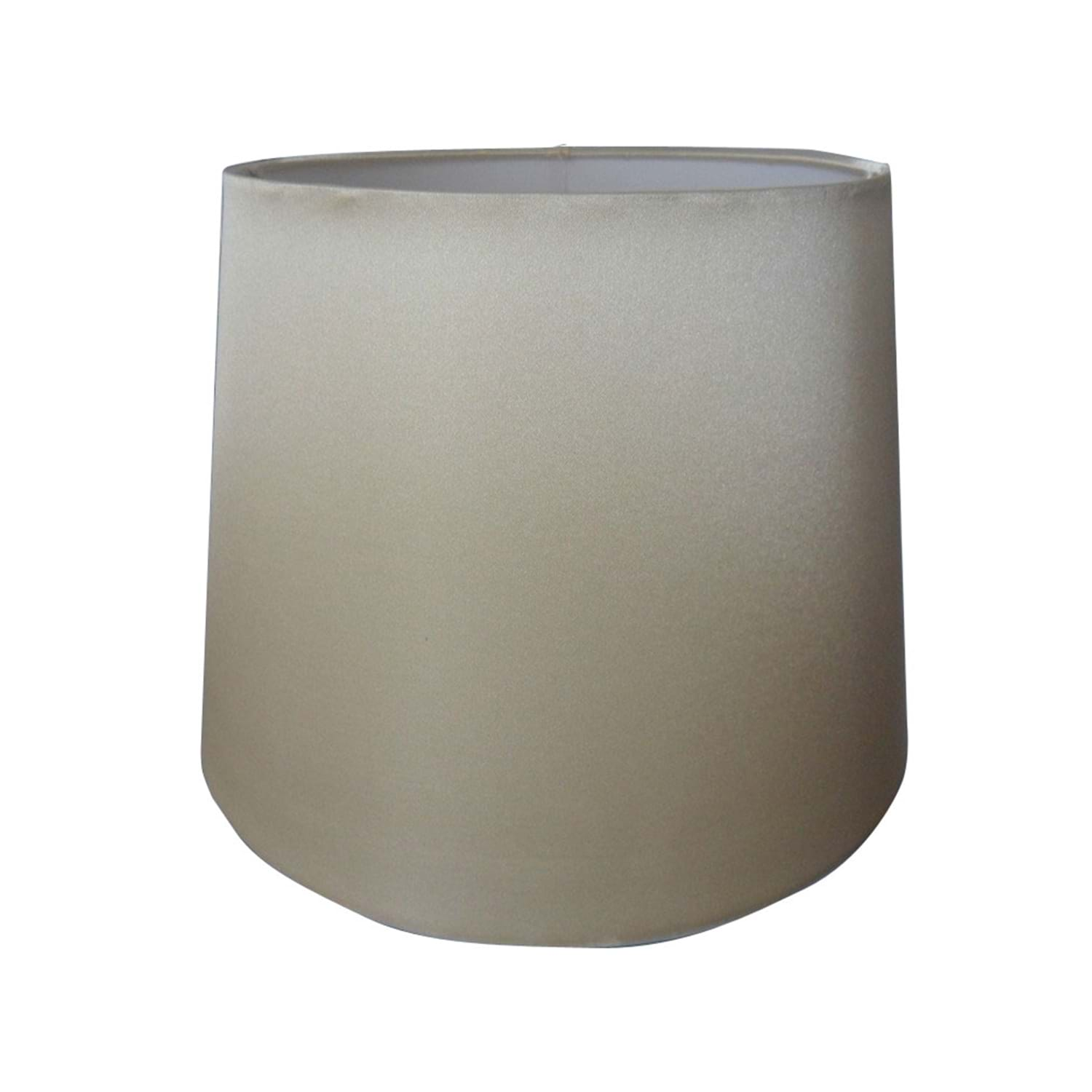 "10"" Silk Shade, Cream"