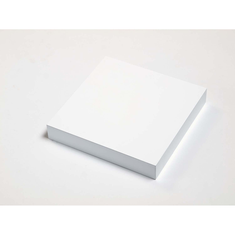 Image of Core Products 240mm White Box Shelf Kit, Gloss White