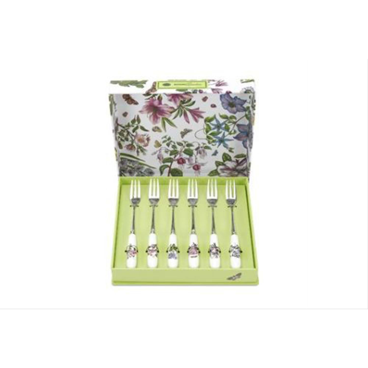 Image of Botanic Garden Pastry Fork Set of 6