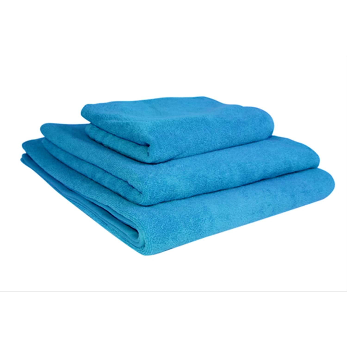 Image of Casa Everyday Bath Towel, Peacock