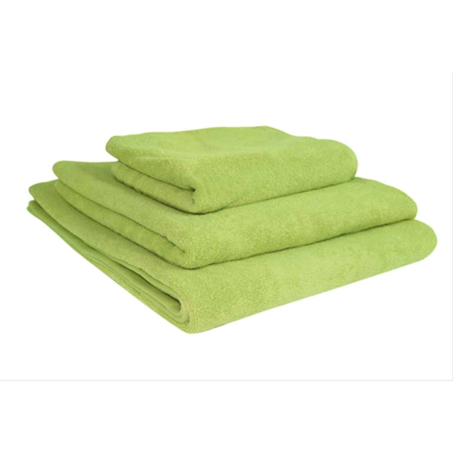 Image of Casa Everyday Hand Towel, Lime