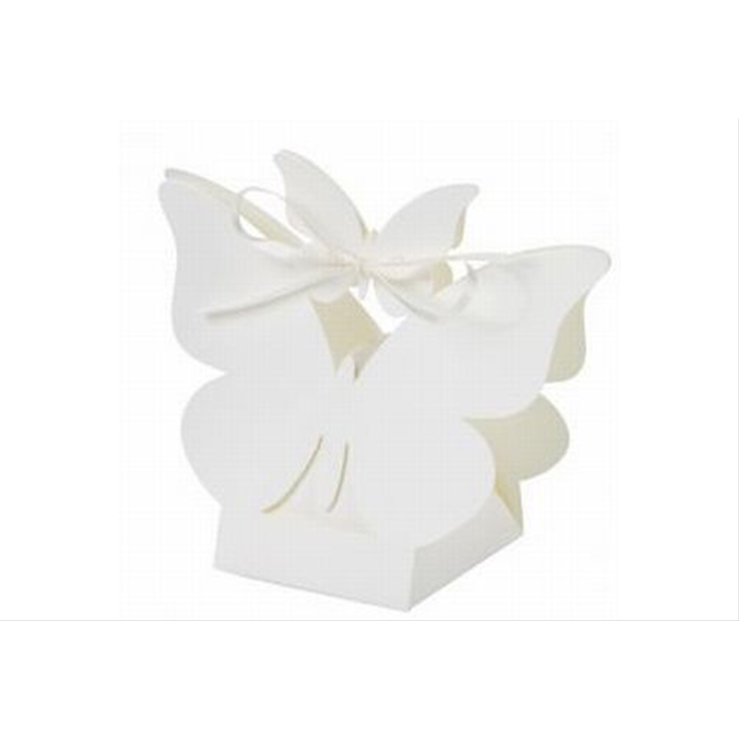 10 Pack Butterfly Favour Box
