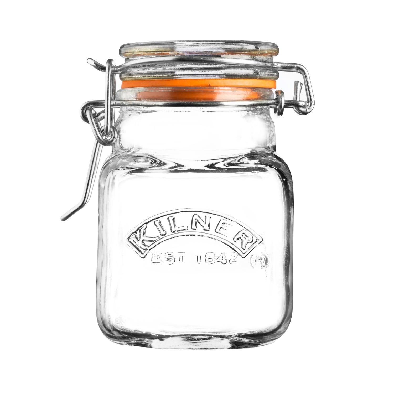 Image of Kilner 70ml Square Spice Jar