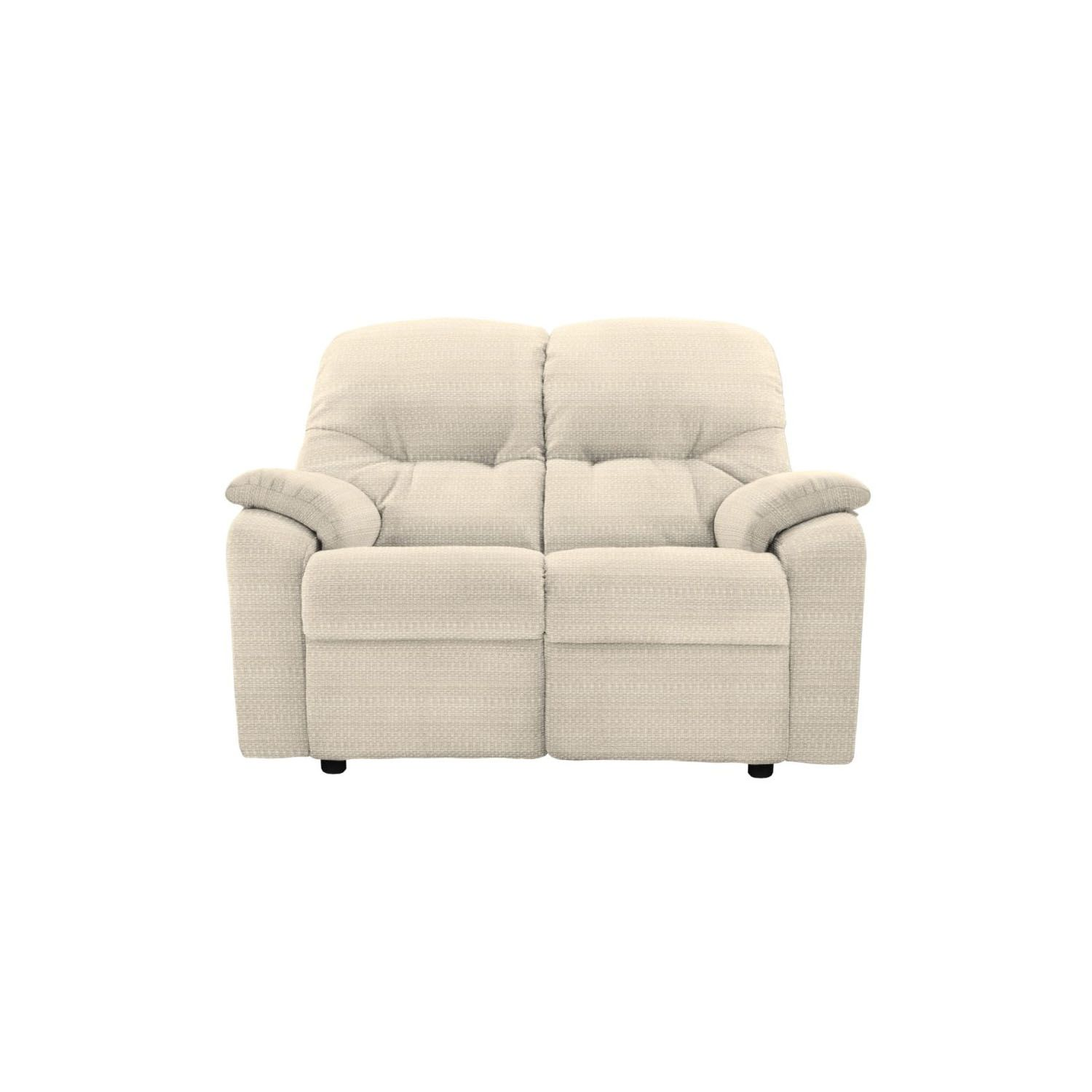 Image of G Plan Mistral 2 Seater Fabric Sofa, Small