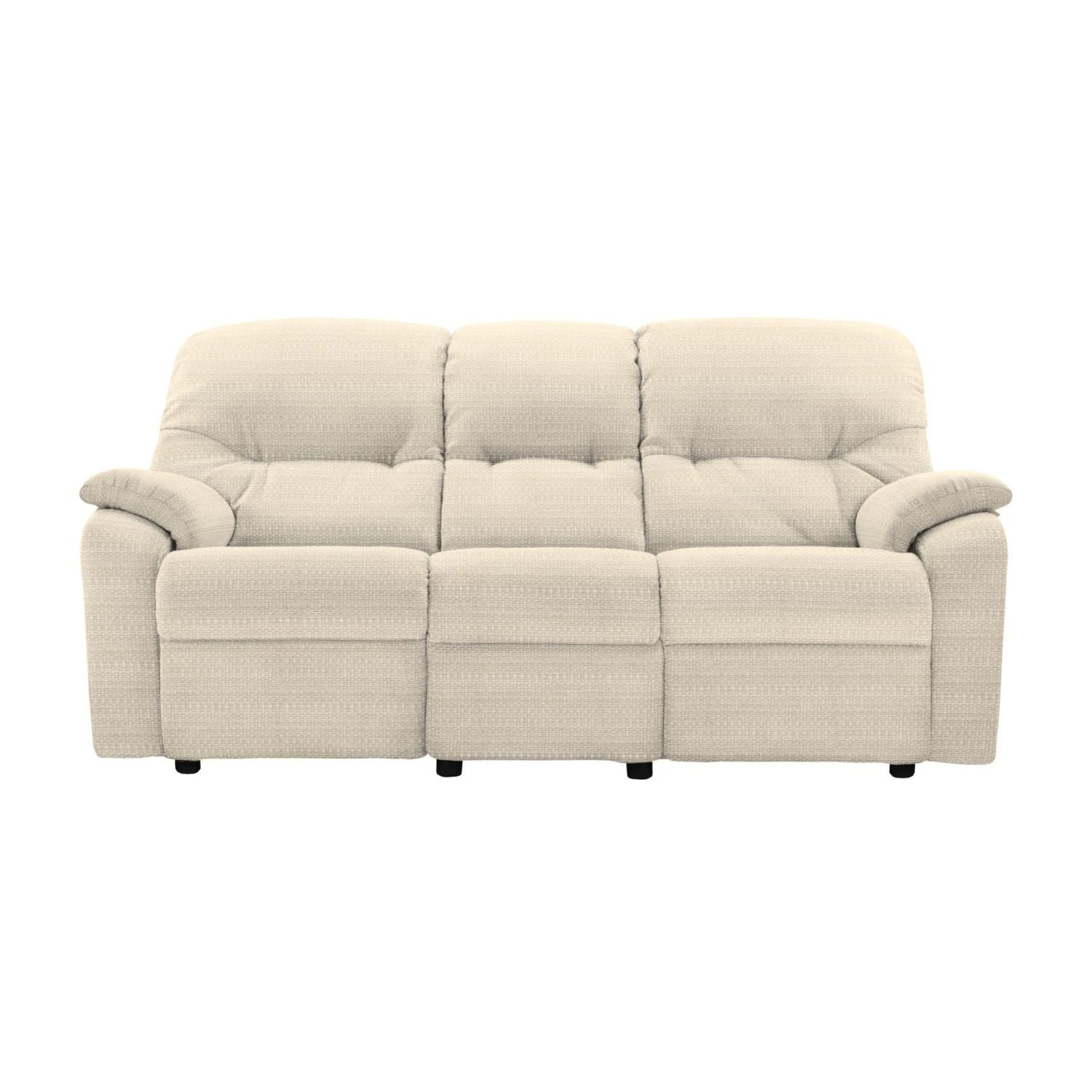 Image of G Plan Mistral 3 Seater Fabric Sofa