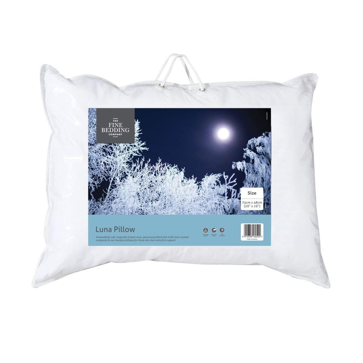 Image of Fine Bedding Company Luna Pillow