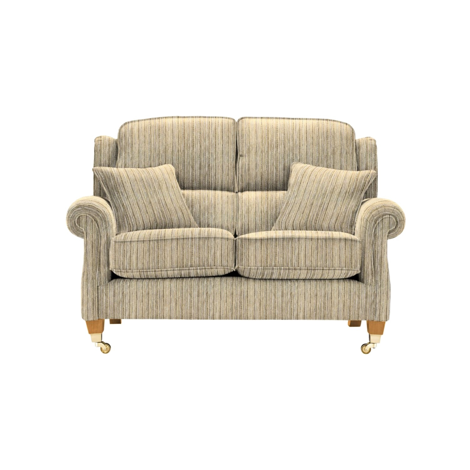 Image of Parker Knoll Henley 2 Seater Fabric Sofa