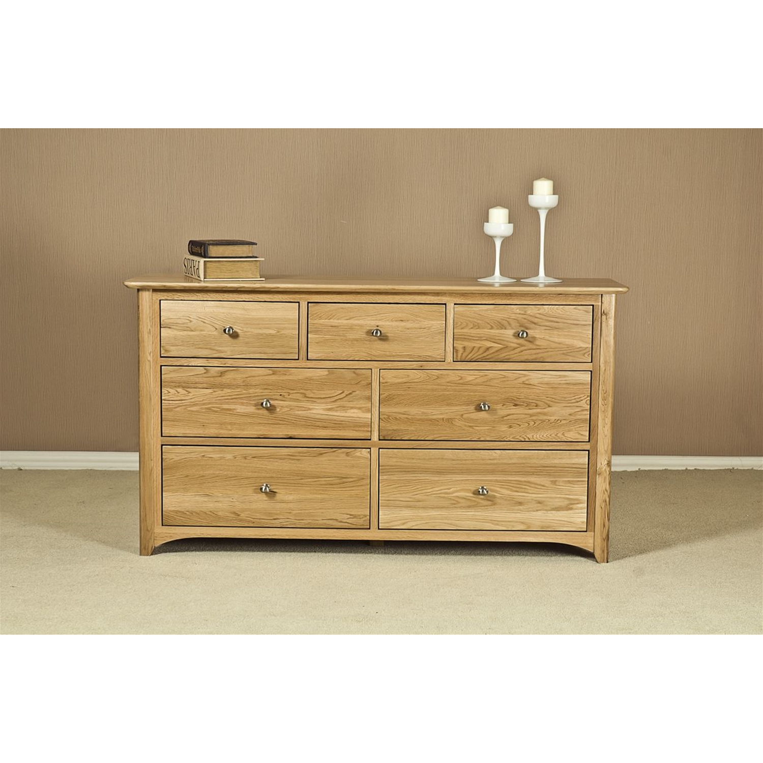 Image of Casa Toulouse 3 Over 4 Drawer Chest