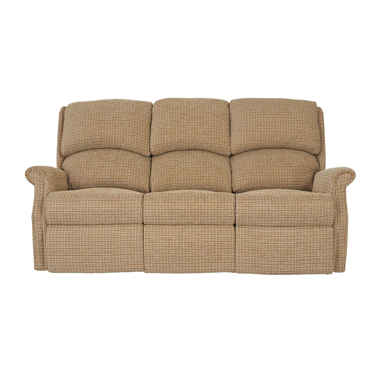 Image of Celebrity Regent 3 Seater Fabric Sofa
