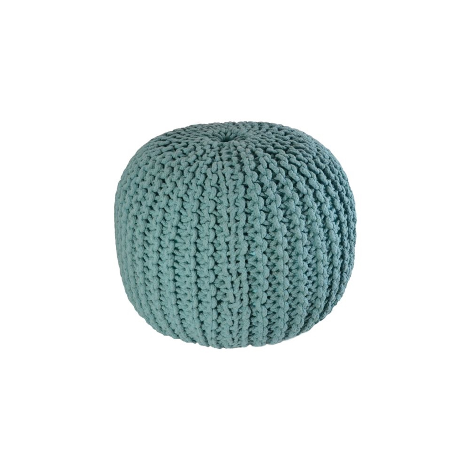 Image of Casa Knitted Pouffe