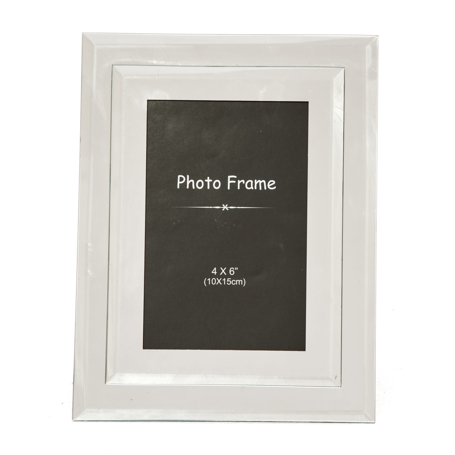 Double Layer Glass Frame 4x6\