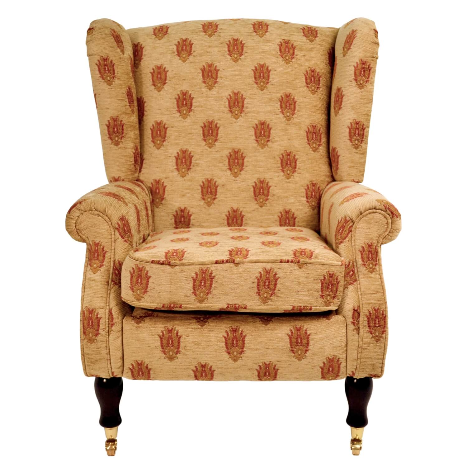 Image of Parker Knoll York Wing Fabric Chair