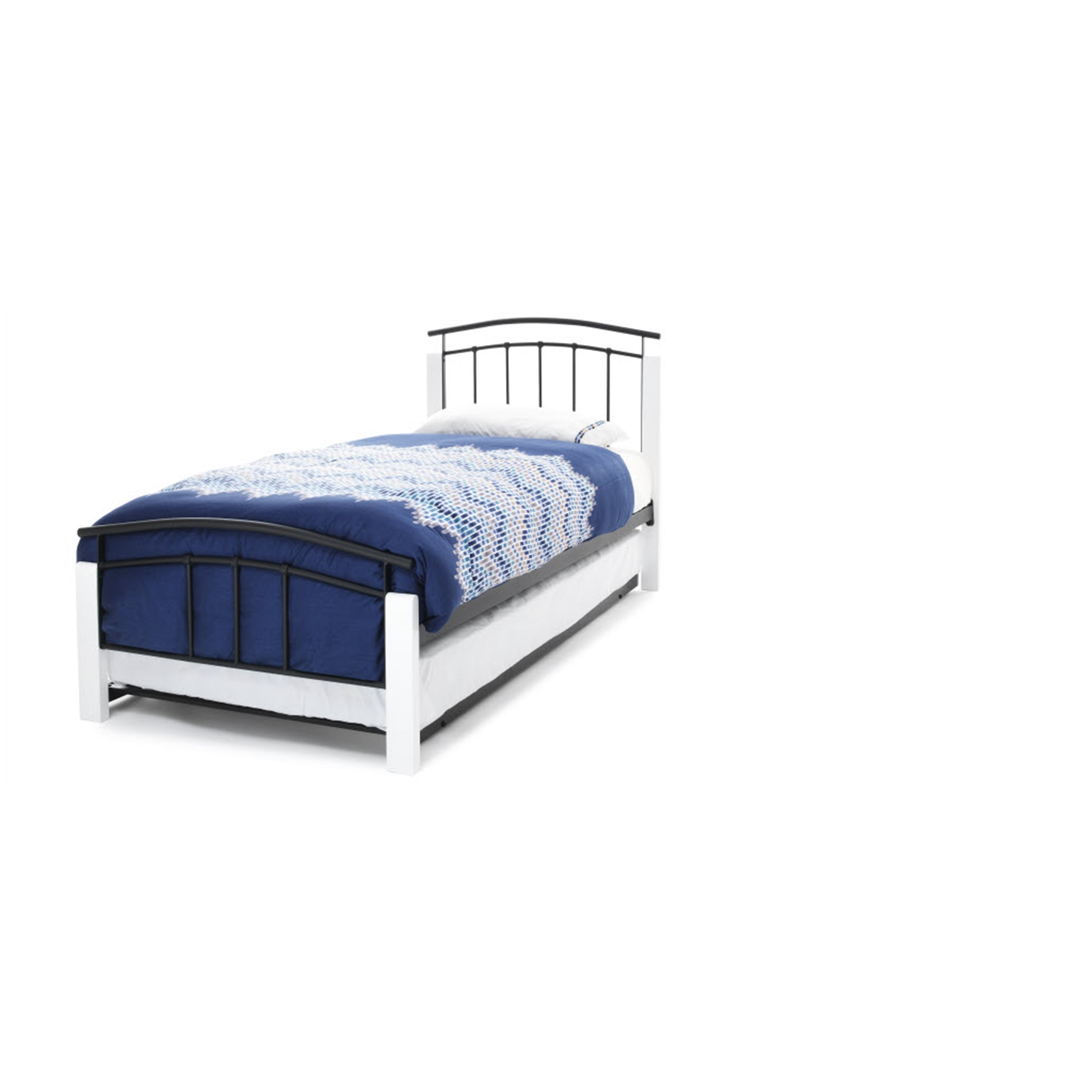 Image of Casa Tetras White Single Guest Bed