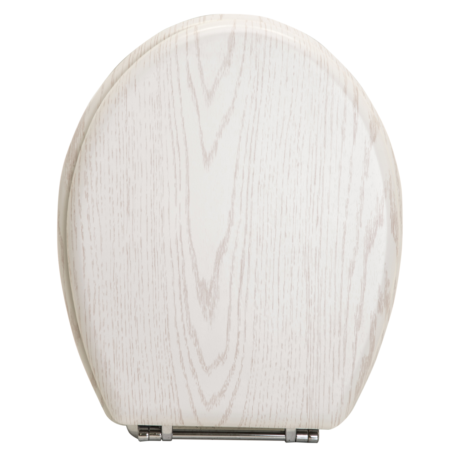 Image of Casa Wooden Toilet Seat, Pale Beech