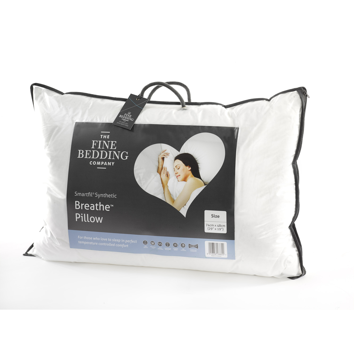 Image of Fine Bedding Company Breathe Pillow, 50cmx70cm
