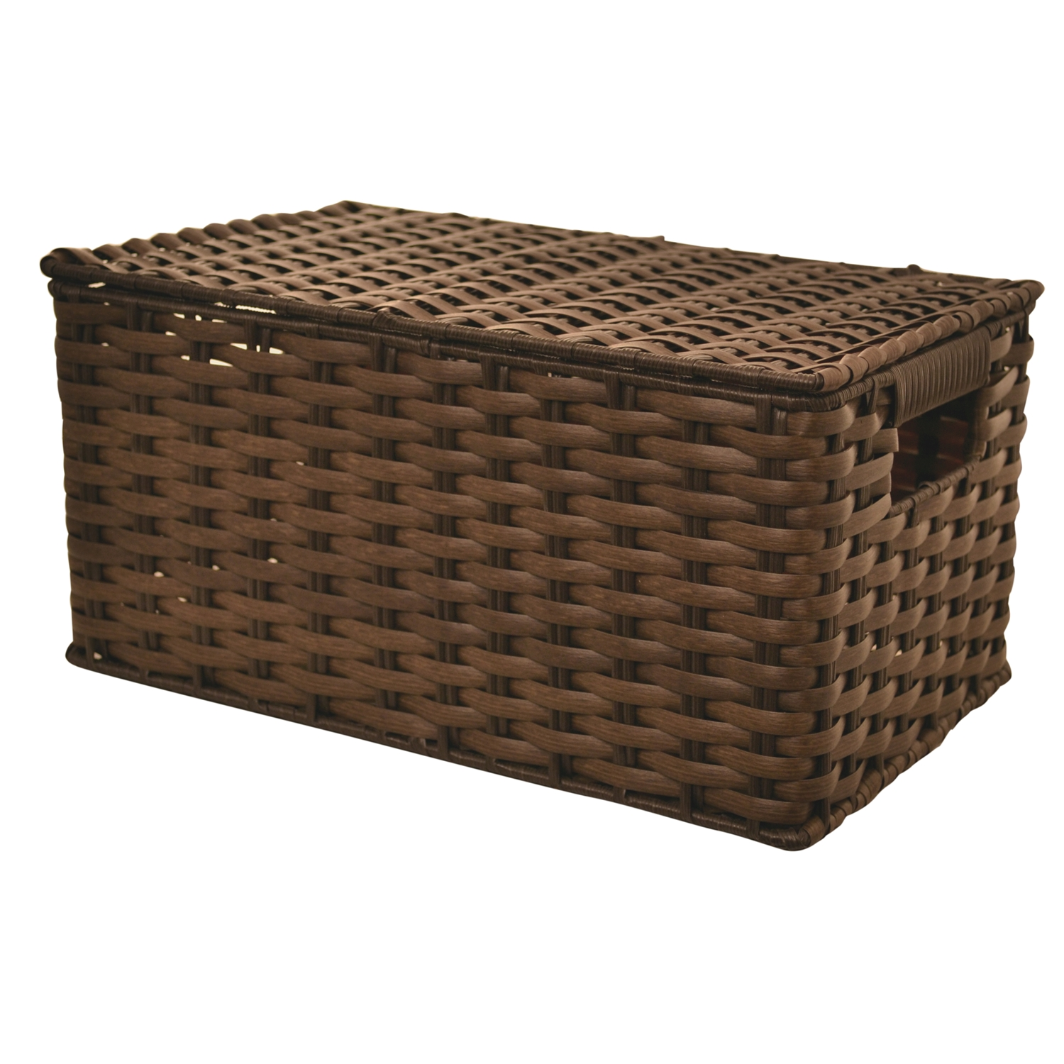 Image of Casa Woven Storage X-small, Brown
