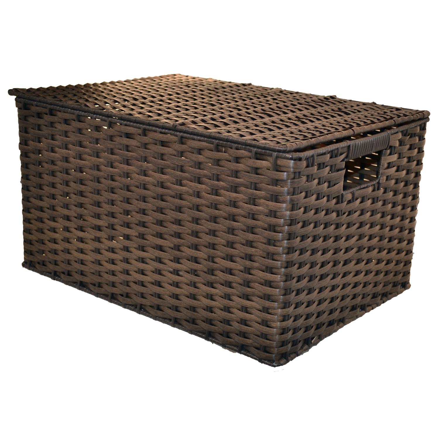 Image of Casa Woven Storage Large, Brown