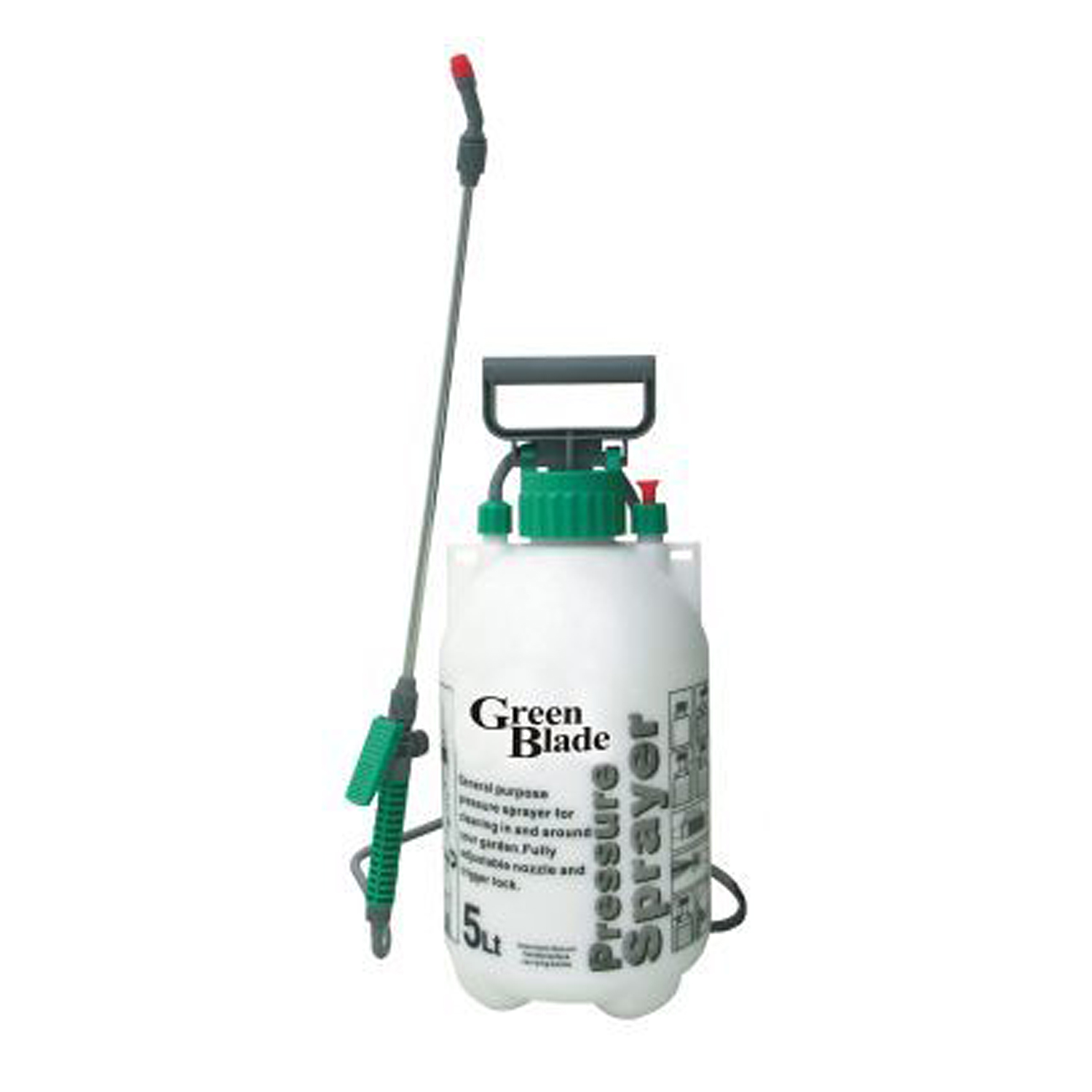 Black Spur 5l Pressure Sprayer