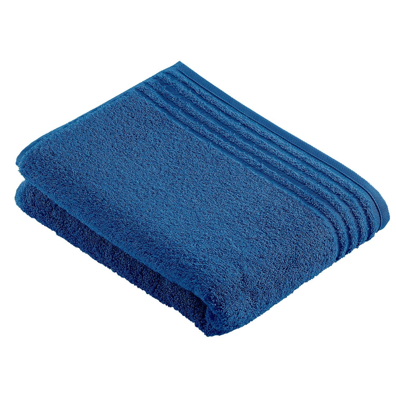 Vossen Exclusive Bath Mat, Deep Blue | Leekes