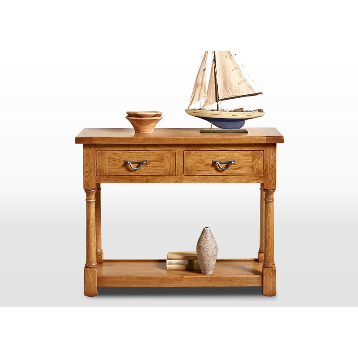 Image of Wood Bros Chatsworth Console Table