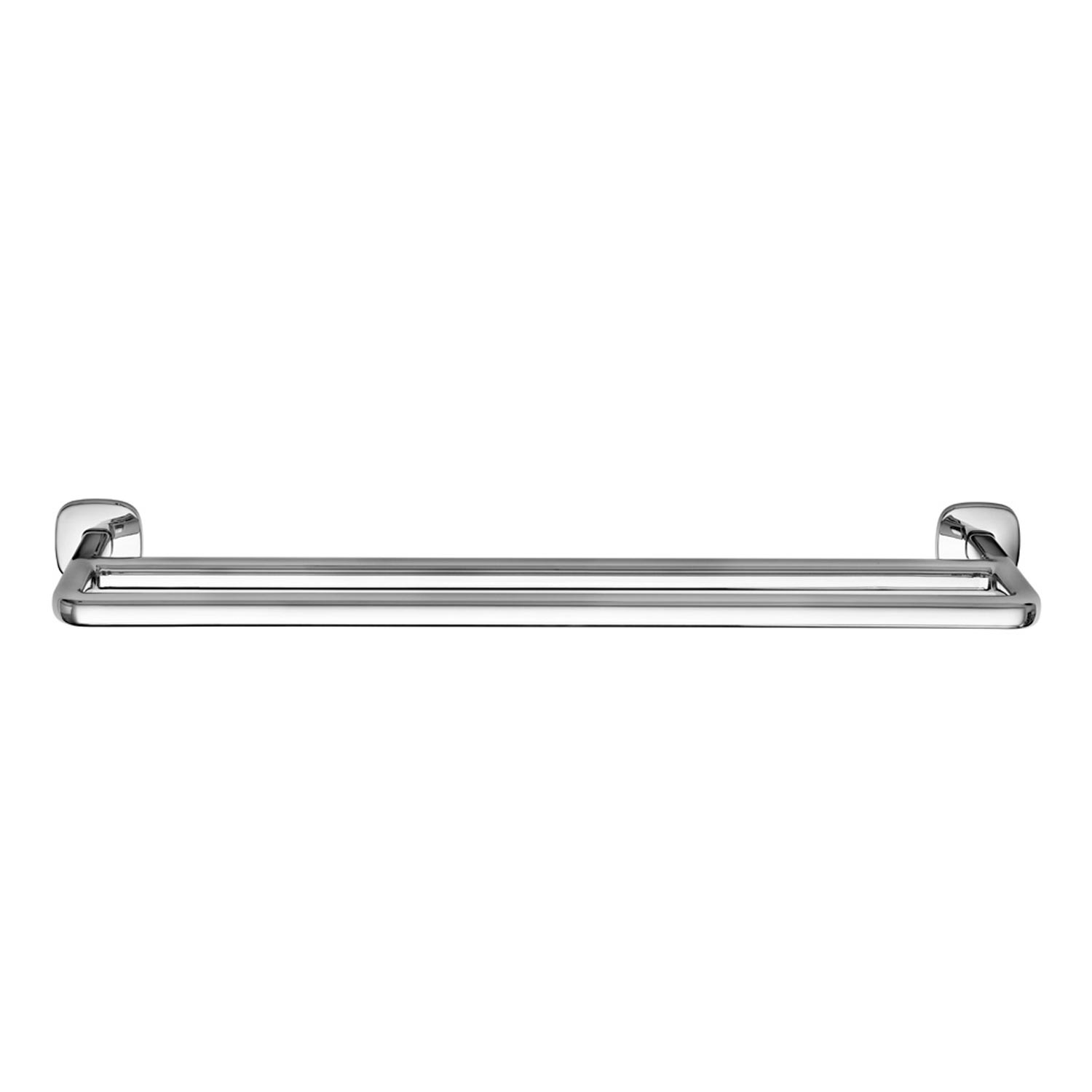 Robert Welch Burford Towel Rail Double, Stainless Steel | Le