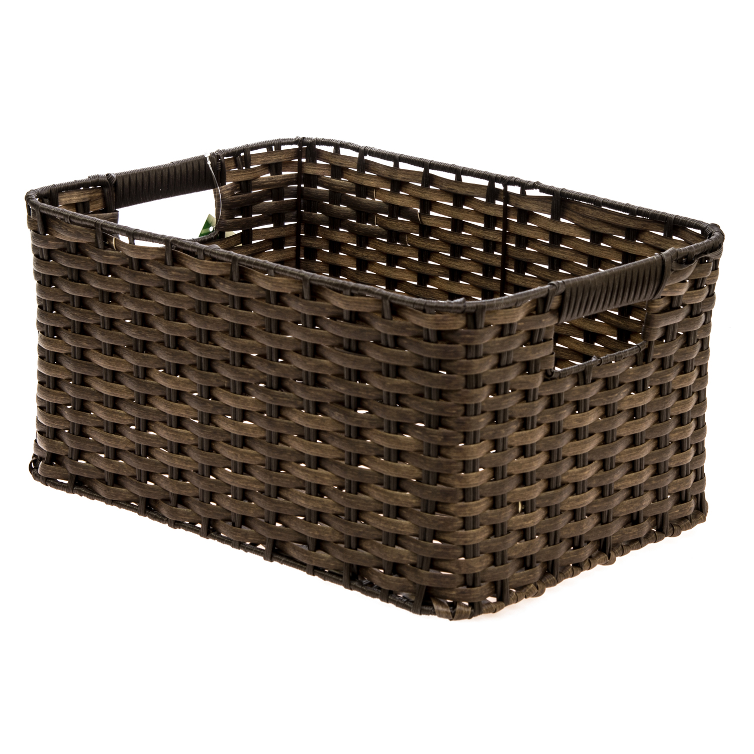 Image of Casa Med Woven Storage, Brown