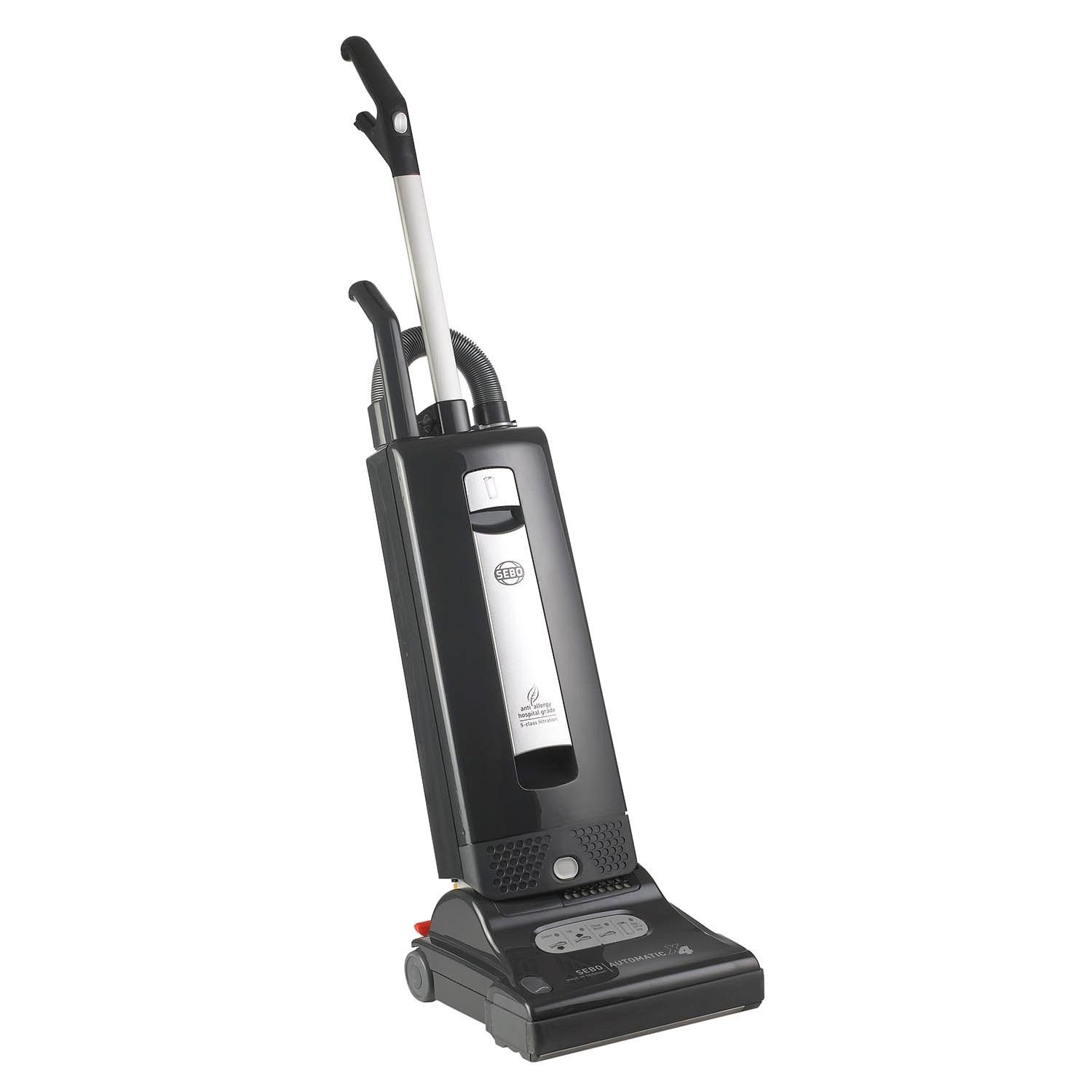Sebo 90573 Bagged Upright Vacuum Cleaner Black