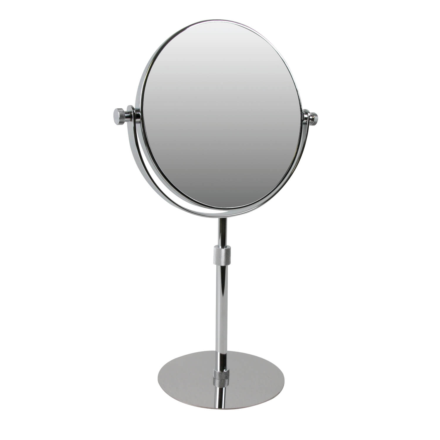 Image of Miller Classic Freestanding Mirror, Chrome