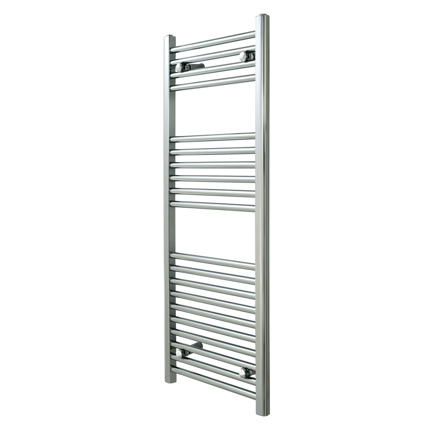 1200x500mm Chatsworth Straight Towel Radiator, Chrome