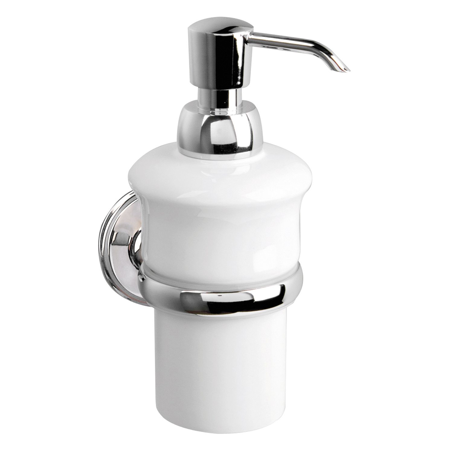 Image of Miller Stockholm Soap Dispenser & Holder