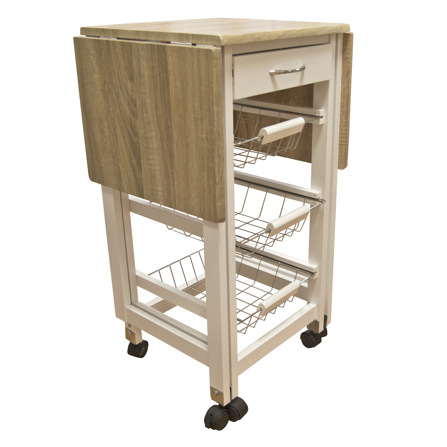 Image of Expanding Kitchen Trolley