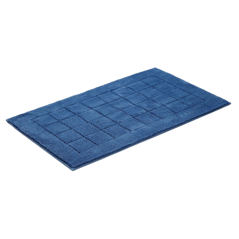 Image of Vossen Exclusive Bath Mat, Deep Blue