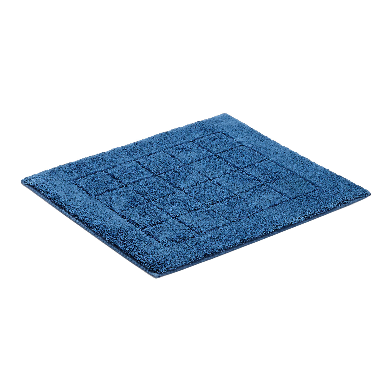 Image of Vossen Exclusive Shower Mat, Deep Blue