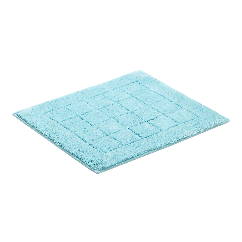 Image of Vossen Exclusive Shower Mat, Light Azure