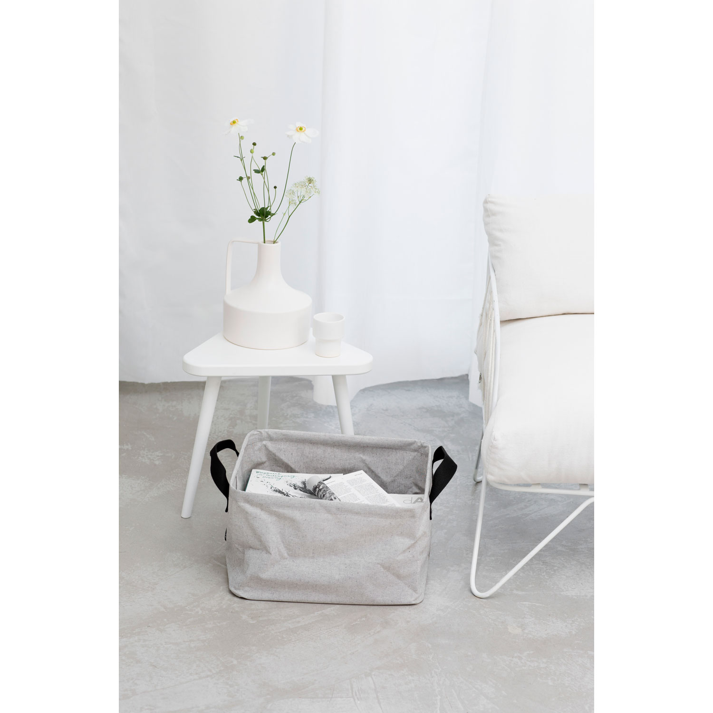 Image of Brabantia Foldable Laundry Basket, Grey