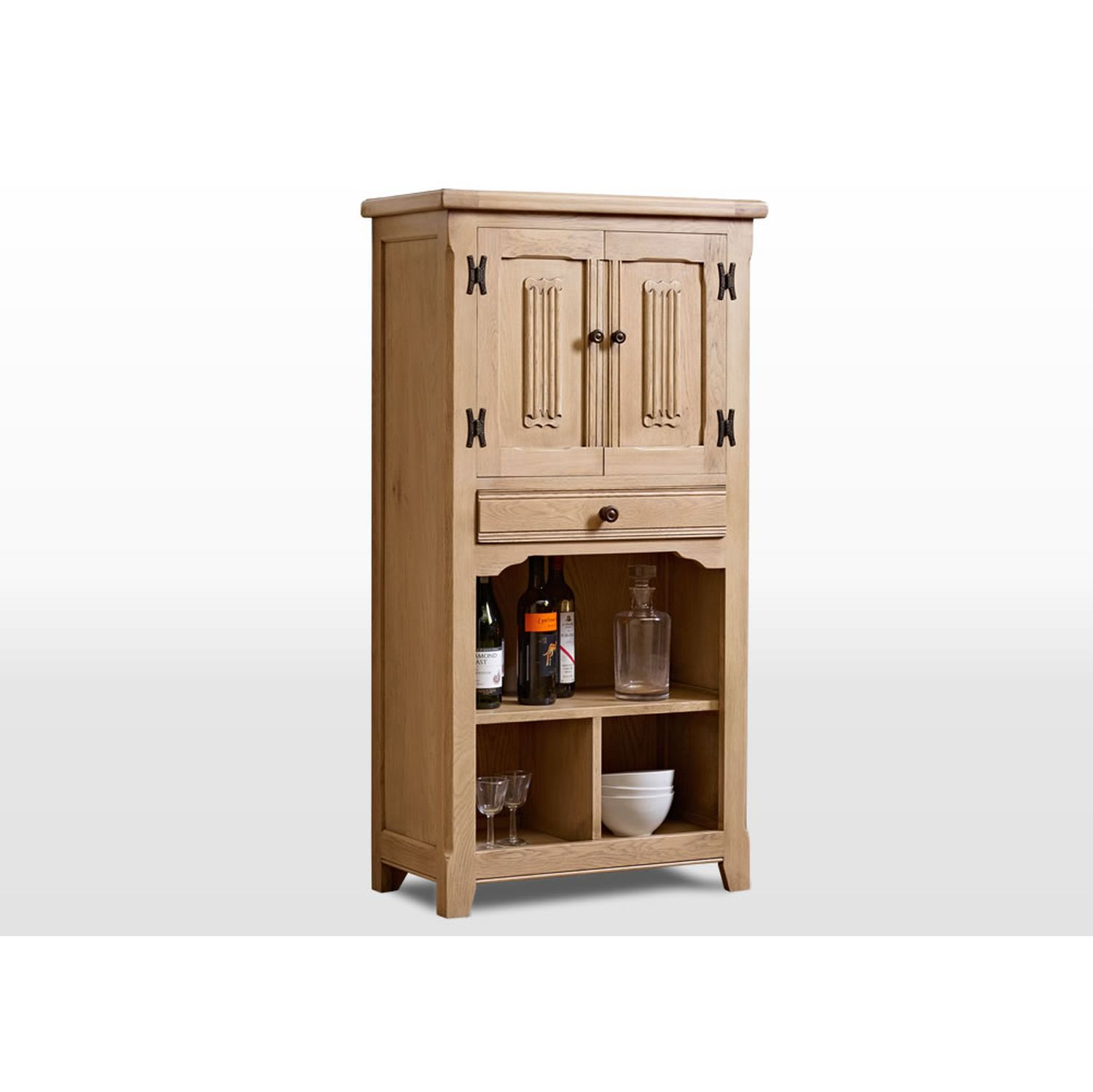 Image of Old Charm Drinks Cabinet