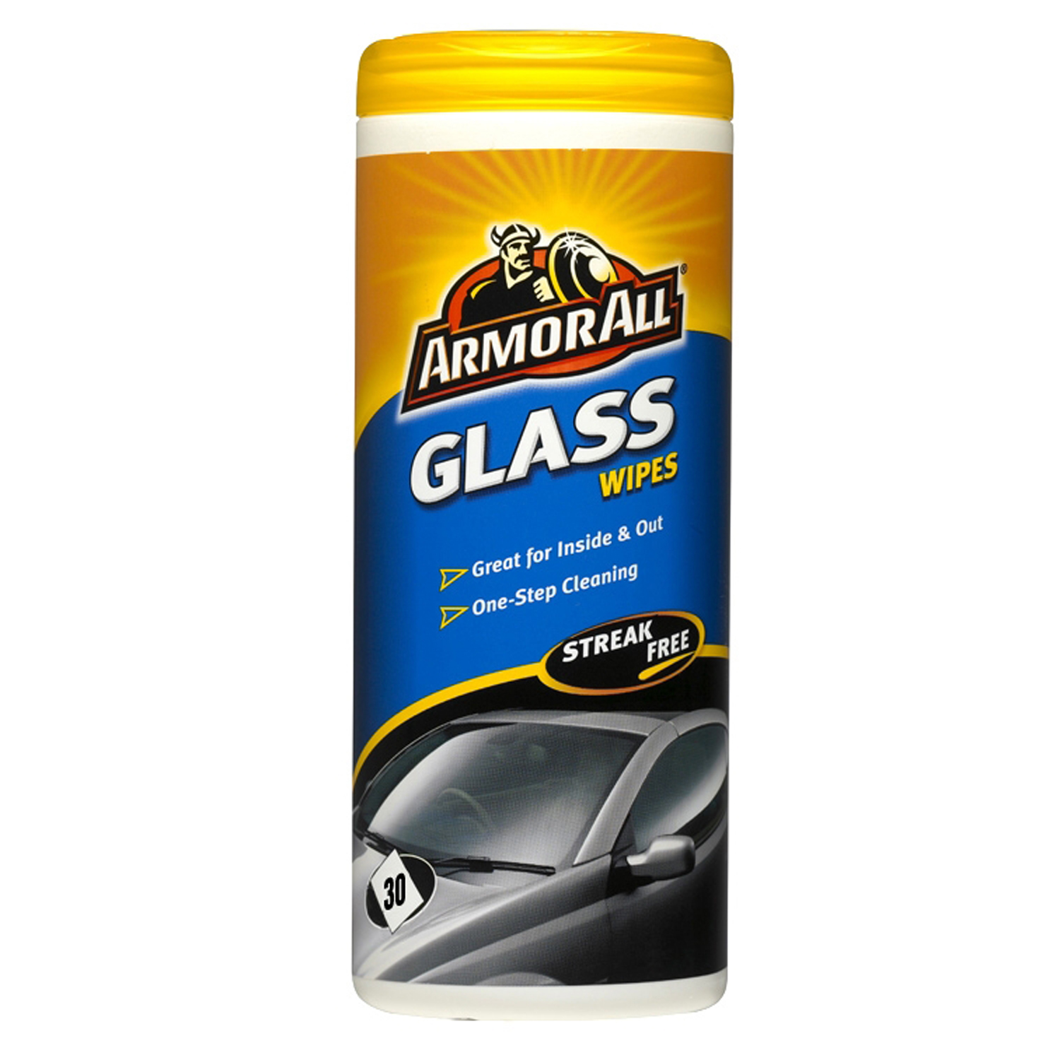 Image of Armoral 30 Glass Wipes