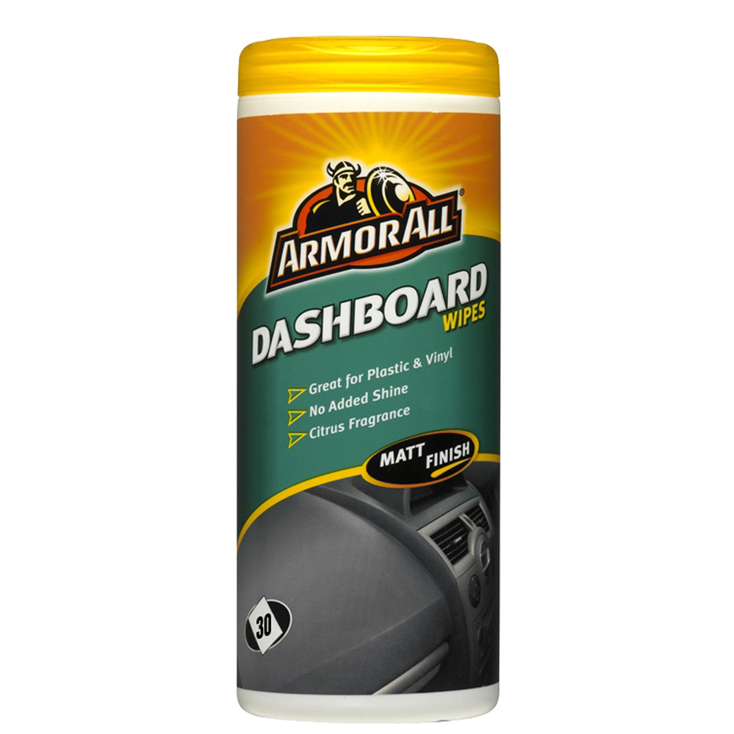 Image of Armoral 30 Dashboard Wipes
