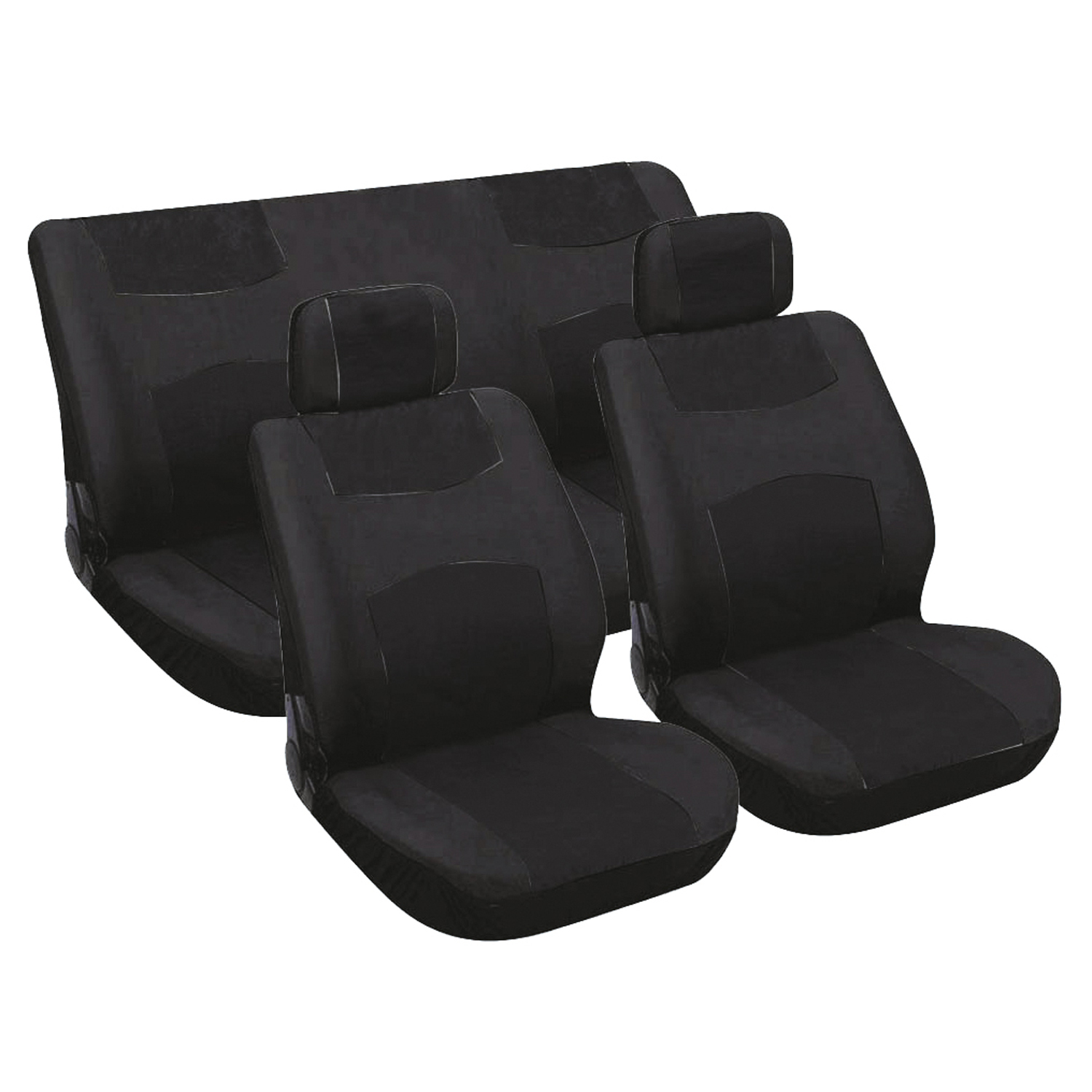 Image of Carpoint 6 Piece Seat Cover