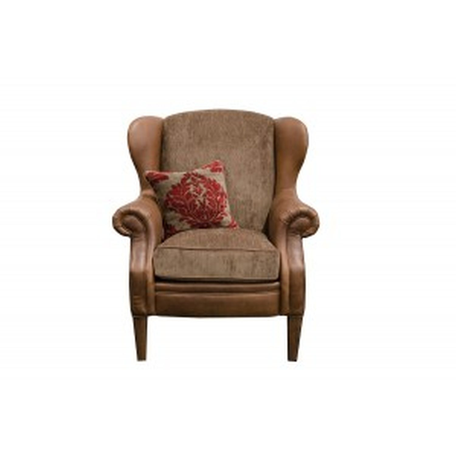 Image of Alexander & James Hudson Wing Fabric Chair