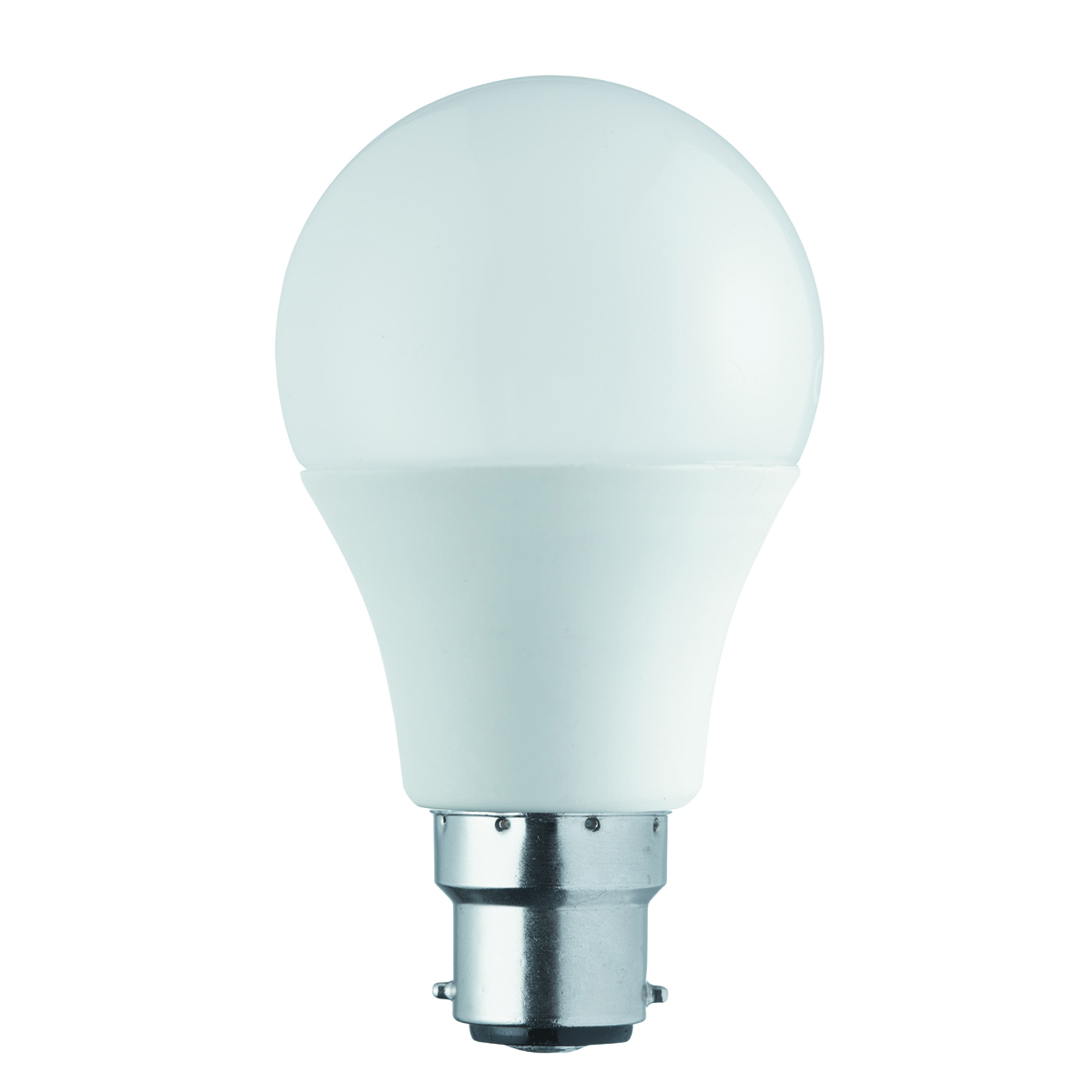 10w Led B22 Bulb 800 Lumens, Cool White