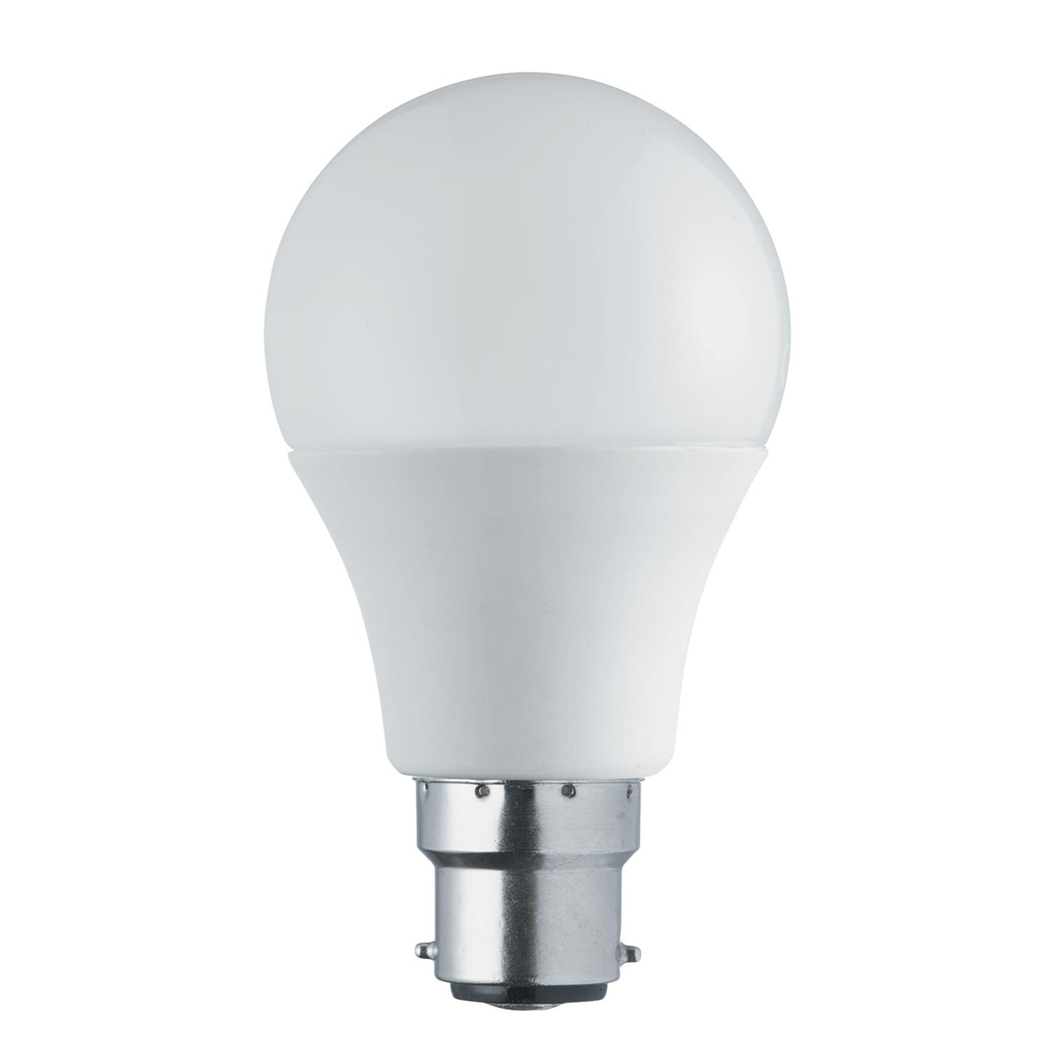 10w Led B22 Bulb 800 Lumens, Warm White