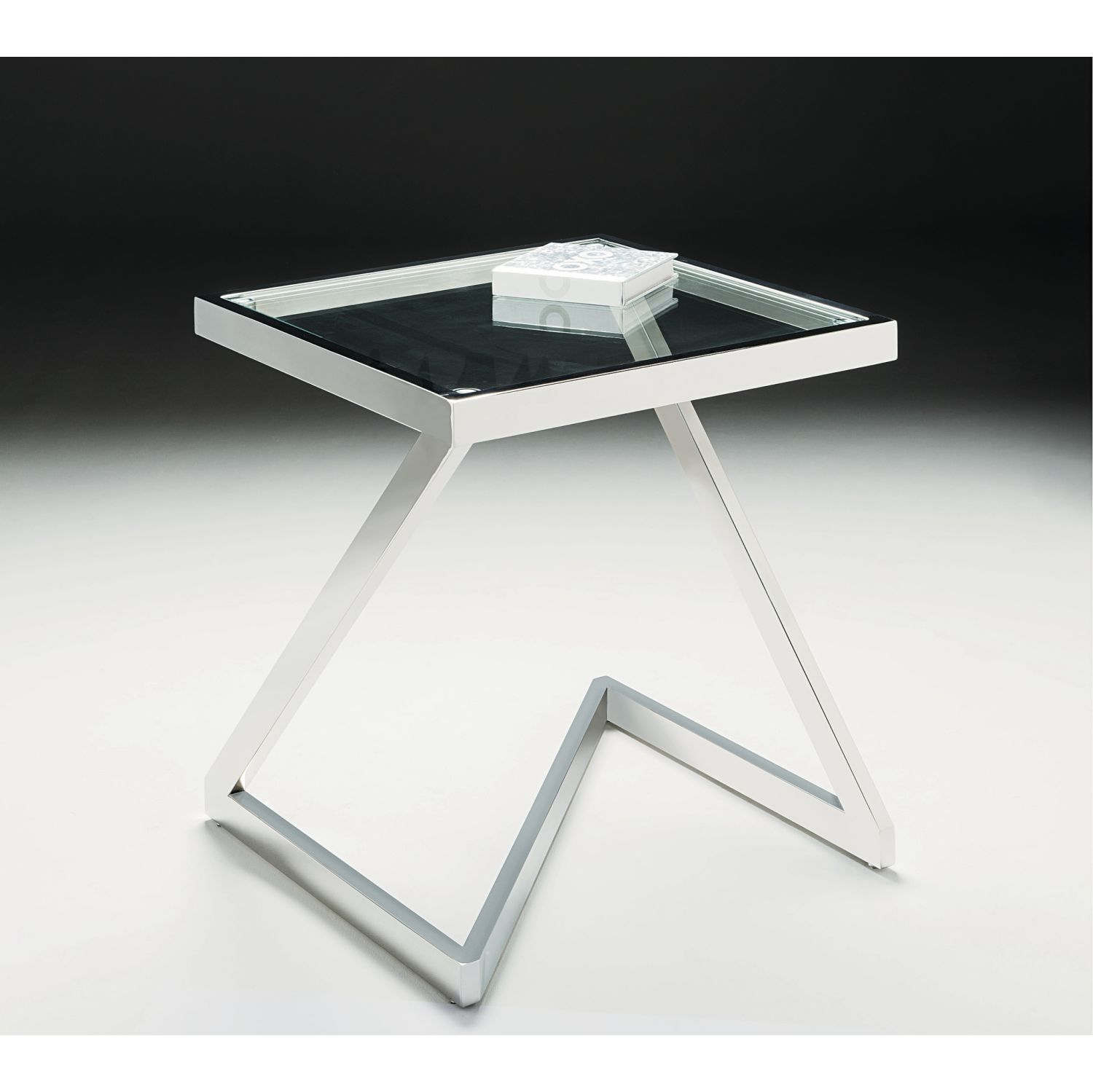 Image of Casa Storm Square Lamp Table