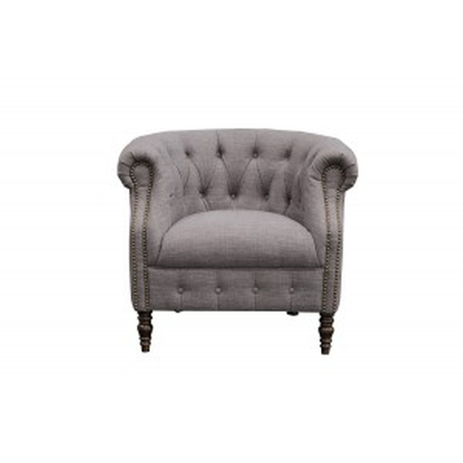 Image of Alexander & James Jude Accent Fabric Chair